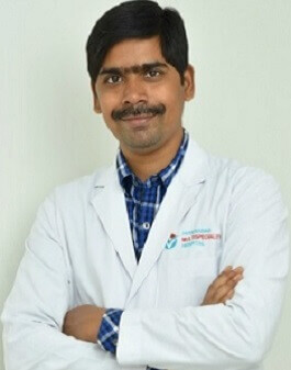 DR. M. RAMESH, MBBS, MS (Ortho)